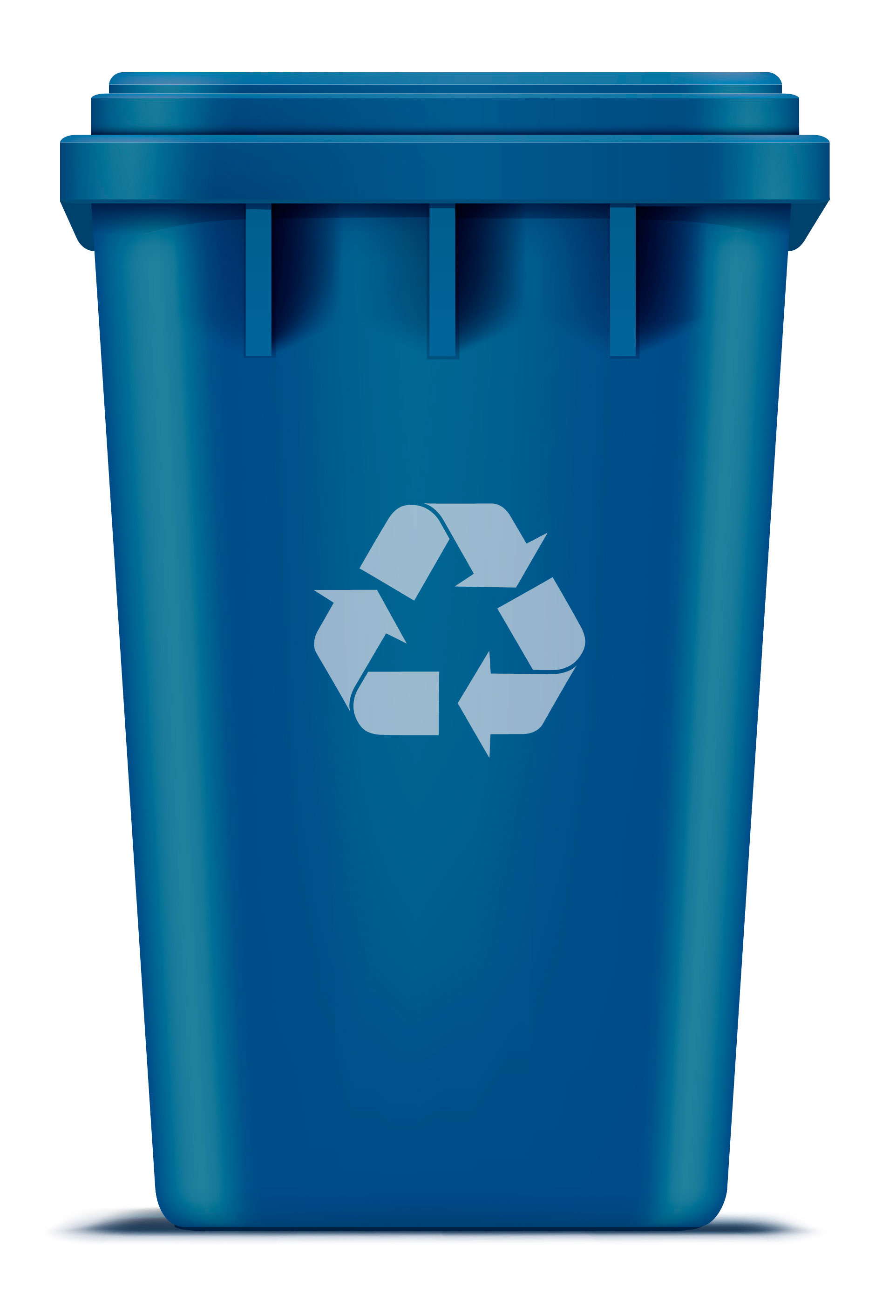 residential trash pick-up your container